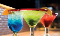 The bright and colorful margaritas at Rojo Mexican Grill are the perfect remedy for a dark and cold Minnesotan evening.