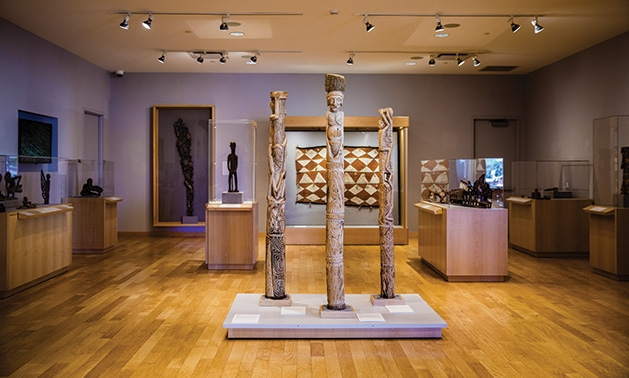 The American Museum of Asmat Art