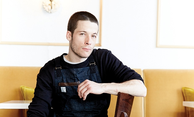 Christopher Sarles, founder of Lowertown Bakehouse