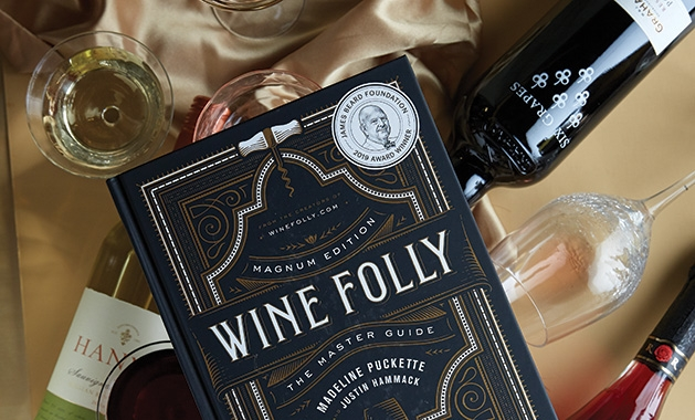 The Wine Folly by Madeline Puckette and Justin Hammack
