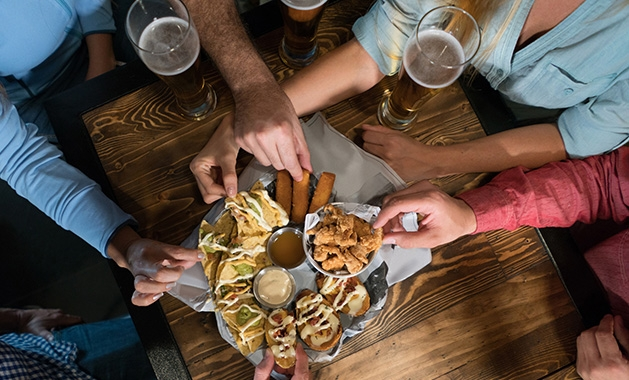 happy hour, best happy hour, happy hour south minneapolis, happy hour st. louis park, nightingale, park tavern, lake and irving, mccoy's public house, yard house, the loop west end