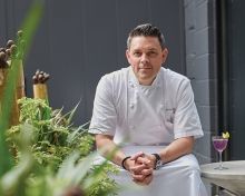 James Beard-winning chef Gavin Kaysen, owner of Demi, Spoon and Stable and Bellecour